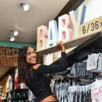 Juliana Moreira shopping terranova linea baby