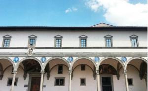 Istituto degli Innocenti - Facciata del Brunelleschi