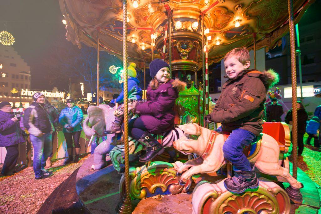 Weihnachtsmarkt Stadtpark Kufstein natale